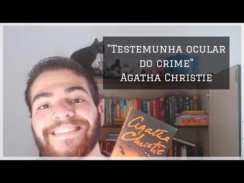 Testemunha ocular do crime - Agatha Christie | RESENHA | Vitor Toledo