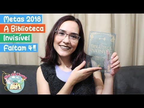 A Biblioteca Ínvisivel   Resenha   Editora Morro Branco   Genevieve Cogman