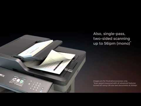 review printer brother mfc l5900dw