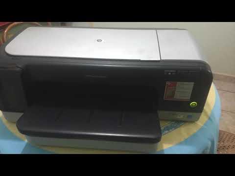 Impressora HP K8600
