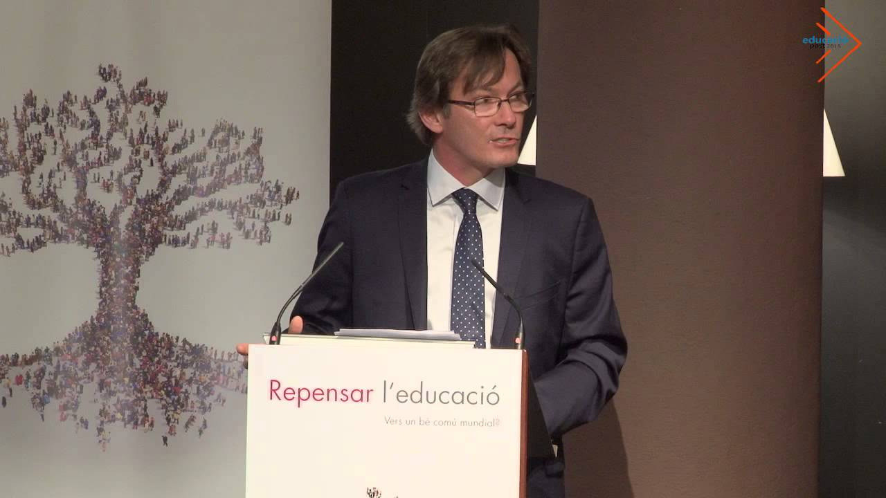 Repensem l'educació en clau de bé comú mundial?/UNESCO 'Rethinking Education' released in Barcelona