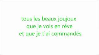 Petit Papa Noel by Josh Groban with lyrics