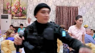 Спецназ шоу Астана 07.08.2016