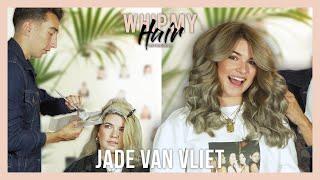 Mijn Haar Was Echt Zó Geel! - Jade Van Vliet | Whip My Hair