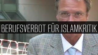 Berufsverbot für islamkritischen Journalisten Michael Stürzenberger – Justiz-Willkür | dig.ga