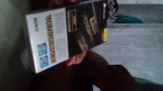 Unboxing Samsung EVO 850 250GB SSD Dan RAM CORSAIR 2X8GB VENGEANCE