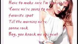 Kylie Minogue - All I See Lyrics