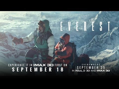 Everest (2015) (Featurette 'Climbing Everest')