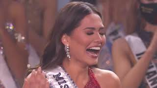 Miss Universe 2020 Crowning Moment Video