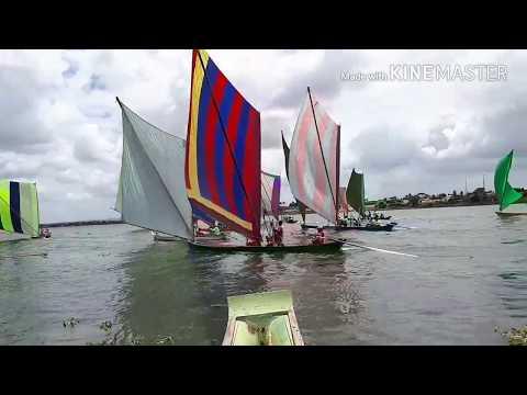 Corrida de barco São José município Amparo São Francisco 25 de março 2018.