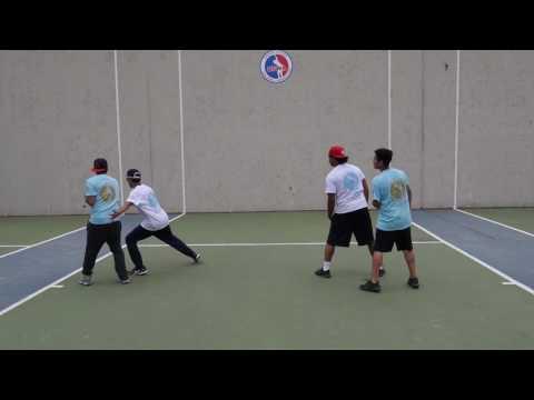 Urban Health Wallball Tournament Finale - Daniel Pitre & Alex Montero vs. Roy Mejia & Angel Rivera