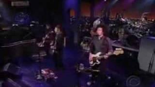 Beck - Nausea (Letterman)