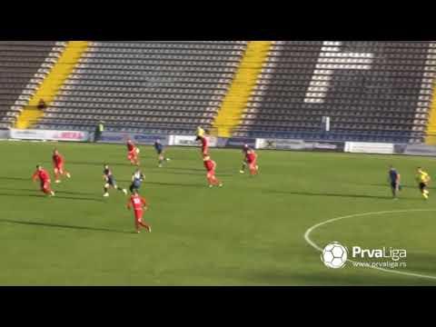 Poraz fudbalera Smedereva od Radničkog