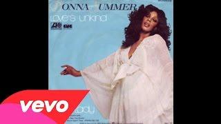 Donna Summer - Love's Unkind (Audio)
