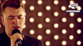 Sam Smith - 'When I Was Your Man' (Bruno Mars Cover) (Capital Live Session)