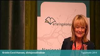 Toppmøte 2014 – Kristin Hansen