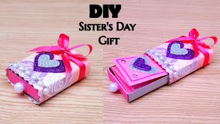 Amazing DIY Sisters Day Gift Ideas During Quarantine | Sisters Day Gifts | Sisters Day Gifts 2020
