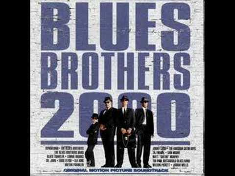 Blues Brothers 2000 - Turn On The Your Love Light