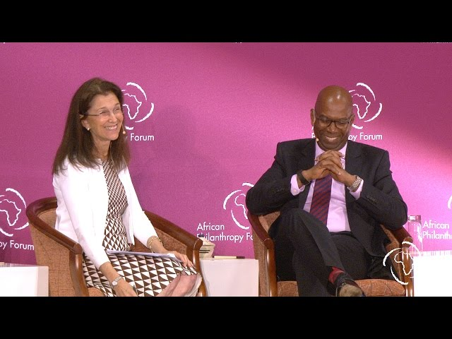 Investing in Africa's Future: It Takes us All