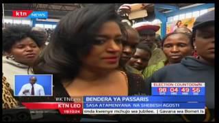 Esther Passaris ndiye mshindi wa kiti cha mwakilishi wa kike  katika tiketi ya ODM