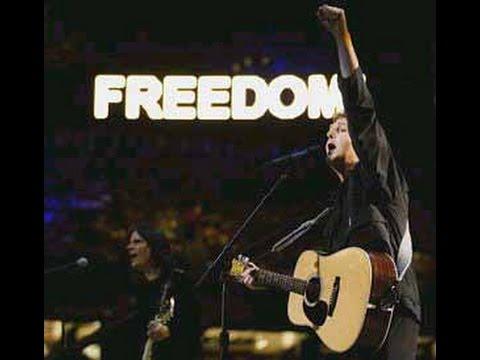 "Paul McCartney - Freedom ""Karaoke"""