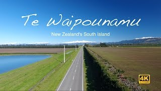 Te Waipounamu / South Island, New Zealand