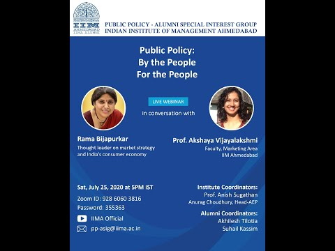 Public Policy: By the people, for the people