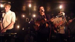 DAN CROLL: Always Like This - Glasgow: King Tuts - 20/03/14
