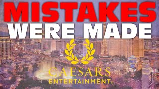 How a Stock Price Kept Caesars OPEN in Las Vegas - and Guests at Risk (EDITORIAL! READ DISCLAIMER)