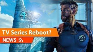 Disney Rebooting Fantastic Four as a TV Series instead of Films?
