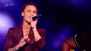 JLS-she makes me wanna acoustic version X FACTOR 2011