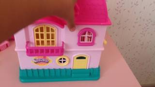 Yeni miniş evi ve eşyaları