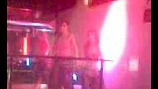 Deewali party dance by German girls