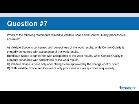 PMP Exam Questions and Answers - PMBOK 6th Edition - YouTube