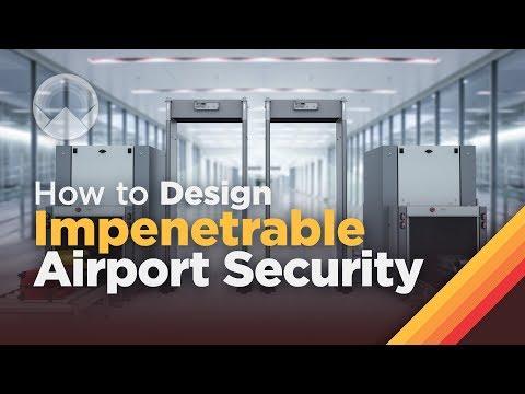 Jak vytvořit bezpečné letiště?