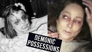5 SCARIEST DEMONIC POSSESSIONS