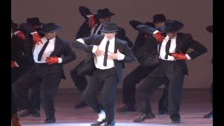 MJ在95年的这段表演,秒杀所有演唱会,至今无人超越!