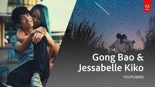 Video Making mit Gong Bao und Jessabelle Kiko - Adobe Live 2/3