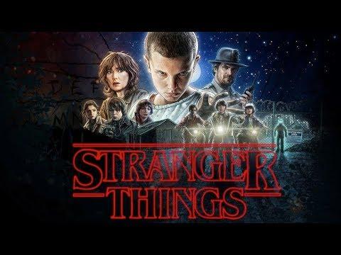 Stranger Things (La mejor serie de Netflix)