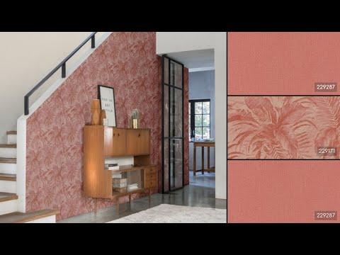 Видео Rasch Textil Abaca