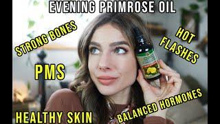 Benefits of Evening Primrose Oil for Women