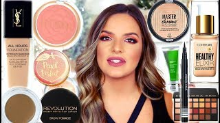2017 BEAUTY FAVORITES! Drugstore & Highend | Casey Holmes
