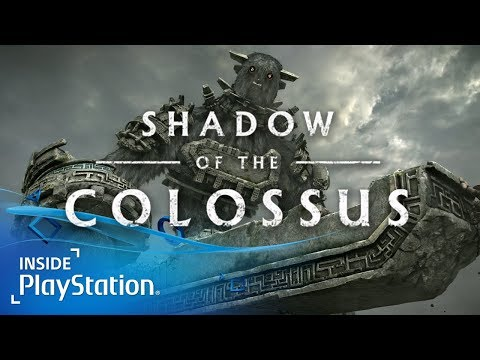 Shadow Of The Colossus: Neues 4K Gameplay aus dem kolossalen PS4 Remake