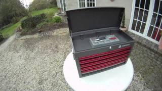 Toolcraft Werkzeugkoffer Wzk-309