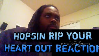 Lời dịch bài hát Rip Your Heart Out - Hopsin