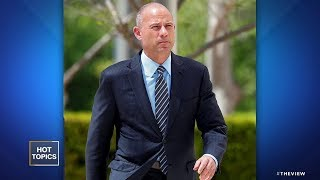 Avenatti Charged For Allegedly Stealing From Stormy | The View
