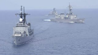 South China Sea: Australia backs US in declaring China claims illegal - Download this Video in MP3, M4A, WEBM, MP4, 3GP
