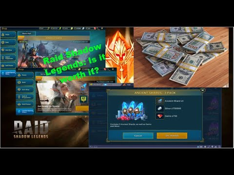🥇 RAID: Shadow Legends Hack ✅ Gems & Coins (iOS/Android) 2019