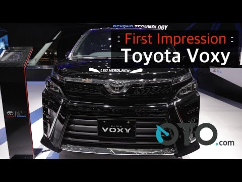 GIIAS 2017: First Impression Toyota Voxy I OTO.com