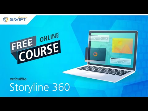 Articulate Storyline Tutorial - Free Online Course - YouTube